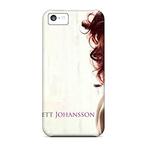 Awesome Case Cover/iphone 5c Defender Case Cover(scarlett Johansson 2014)