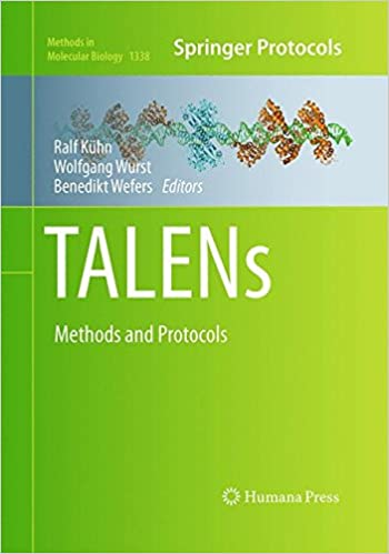 Book TALENs: Methods and Protocols (Methods in Molecular Biology)