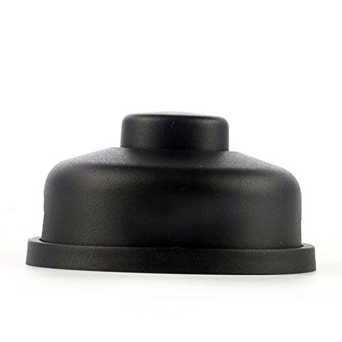 ASCELIINA Button Switch On-Off Control Foot Switches for Floor Lamp Table Lamp (Black)