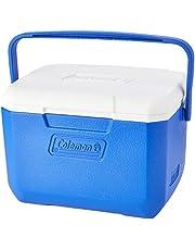 Coleman Performance 6 persoonlijke koelbox, passieve kleine thermobox voor eten en dranken, ijsbox met handgreep, koelcapaciteit tot 9 uur