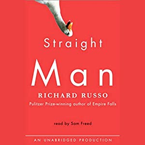 Straight Man Hörbuch