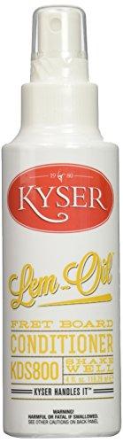 Lemon Oil Guitar Fretboard (Kyser Dr.String Fellow Lemon Oil)