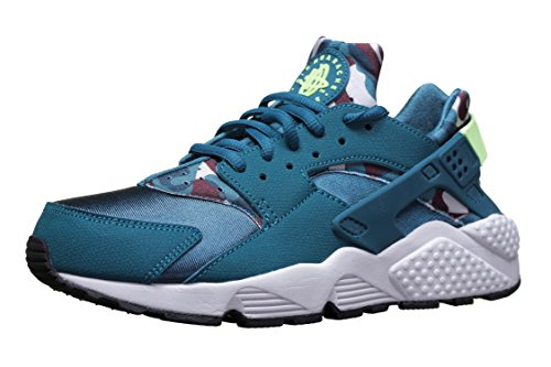 Huarache Run Ghost Nike Wmns Femme Baskets Green Air Teal Print 301 Pour 7wTa1q