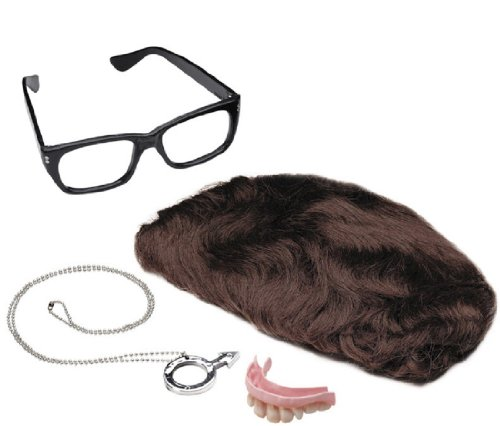 Austin Powers Deluxe 6 Piece Accessory Kit