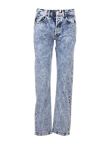 Balenciaga Luxury Fashion Womens 583243TEW368861 Blue Jeans | Fall Winter 19