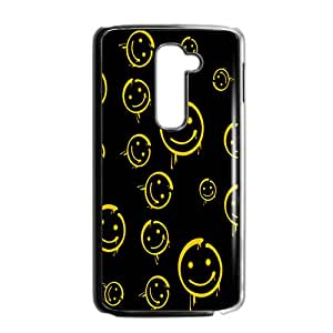 Warm-Dog Cute Smile Face Hot Seller Stylish Hard Case For LG G2