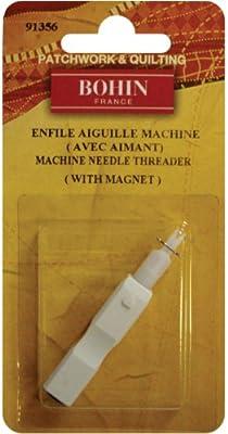 Bohin 91356 máquina de Coser enhebrador de Agujas, 15,5 por 18.25 ...