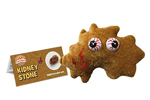 GIANTmicrobes Kidney Stone Plush