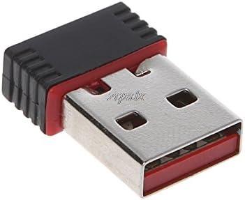 Hariier New Mini 150Mbps USB 2.0 WiFi Wireless Adapter 150 Network LAN Card 802.11 ngb Ralink MT7601 for Smartphone Win Xp//7//8 Drop ship