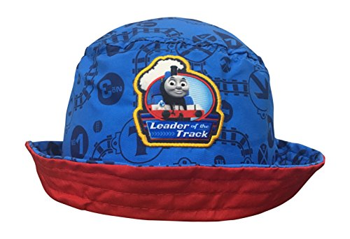 Hit Entertainment Thomas and Friends Bucket Hat Thomas The Tank Engine Sun  Hat Toddler 2T-4T Boys UV Protective - Buy Online in UAE. 86ecf08e661