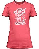 STYX inspired MR ROBOTO T-shirt, Womens