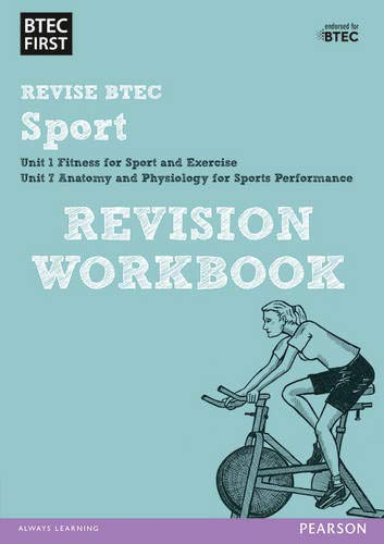 BTEC First in Sport Revision Workbook (BTEC First Sport)