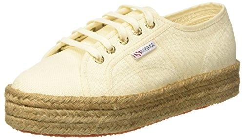 Superga Damen 2730-cotropew Sneaker Avorio (ecru)
