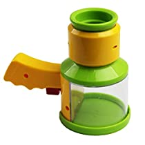Haierc Bug Catchers and Viewer Bug Collecting Insect Microscope Magnifier Nature Exploration Tool Toys for Kids Children