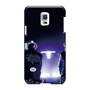 LauraAdamicska Samsung Galaxy S5 Mini Perfect Hard Cell-phone Cases Customized Trendy Music Daft Punk Pattern [MEX2370Cukf]