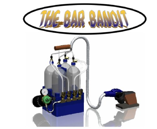 Build Your Own Bar Bandit: (A step-by-step guide) ()