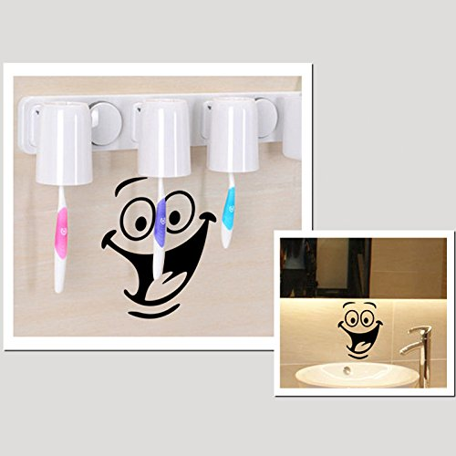 Funnytoday365 children39s room wall toilet bathroom cabinet for Kitchen cabinets lowes with kids vinyl wall art