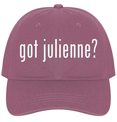 (The Town Butler got Julienne? - A Nice Comfortable Adjustable Dad Hat Cap, Pink)