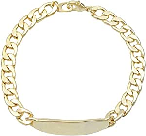 Gold Plated Bracelet For Men