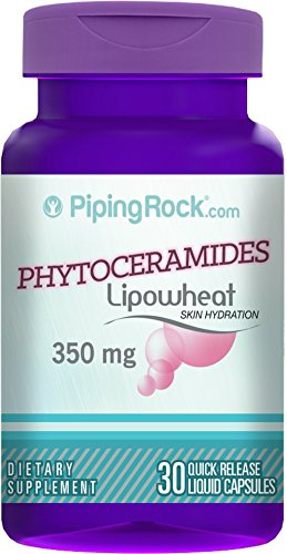 Phytoceramides 350 mg (Lipowheat) 30 Capsules liquides