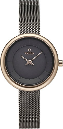 OBAKU watch STILLE GRANITE 2 needle V146LXVJMJ Ladies