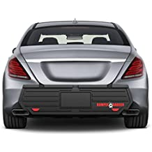 BumperBadger HD EDITION - 2016 New Design - The #1 Rear Bumper Protector and Rear Bumper Guard For Outdoor Street Parking