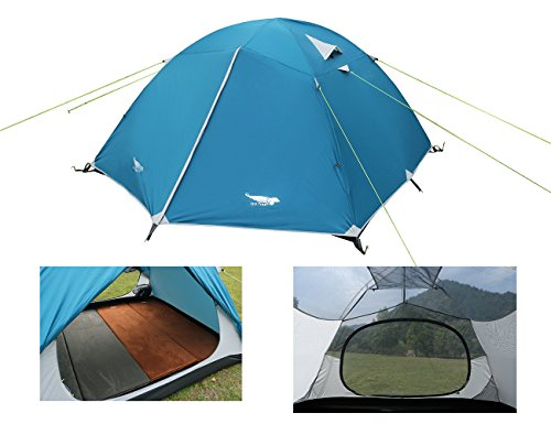 4 Backpacking Tent - 3