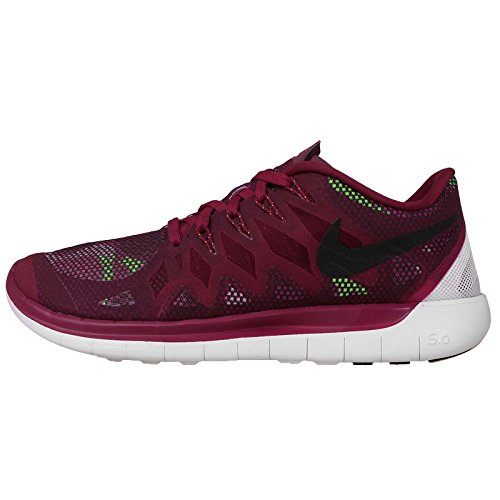 Free Fireberry Dark 600 Nike Print Black WMNS Shoes Running 705347 5 0 Volt RxxwA5qZ