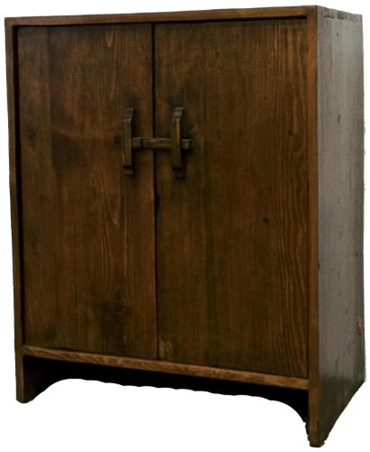 Porthos Home Antique Revival Dongbei-Style Vintage Wooden Chest Cabinet Review