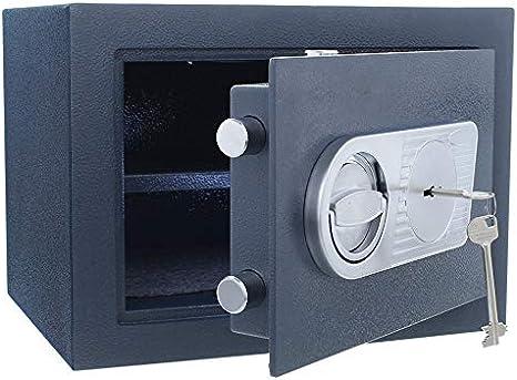 Tresoro - Caja Fuerte para Armas Cortas (Clase 0/N, EN 1143-1, para Armas Cortas y munición, 270 x 370 x 280 mm, 23 kg): Amazon.es: Bricolaje y herramientas
