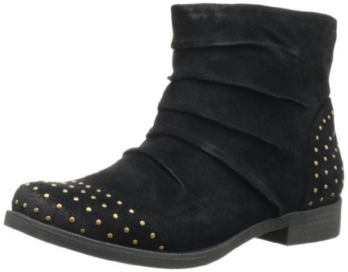Cole Suede Women's Gurrl Black Bootie Reaction Sup Kenneth 8xZqd78