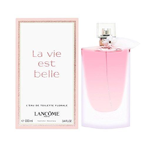 La Vie Est Belle Florale by Lancome for Women 3.4 oz L'Eau de Toilette Florale Spray