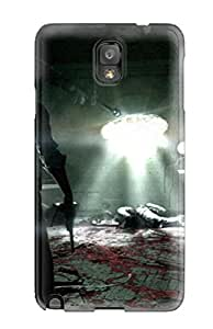 9222783K42735117 Hot Snap-on The Evil Within Hard Cover Case/ Protective Case For Galaxy Note 3