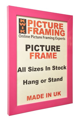Kwik Picture Framing: Pink Picture Frame (8\