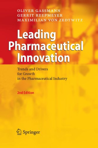 Leading Pharmaceutical Innovation  Trends And Drivers For Growth In The Pharmaceutical Industry