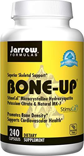 Jarrow Formulas Bone-up, Promotes Bone Density, 240 Capsules