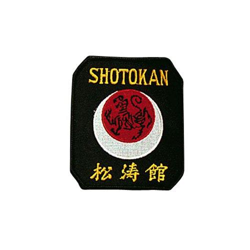 Shotokan Tiger / Moon Patch - 3'' x 4'' - 10 Pack