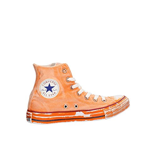 Converse Chuck Taylor All Star Core Hi, Unisex - Erwachsene Sneakers Orange