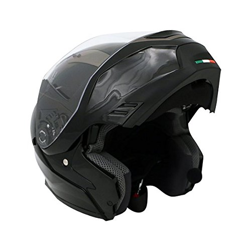 AVE A-48 Adventure Modular Flip-Up Motorcycle Helmet