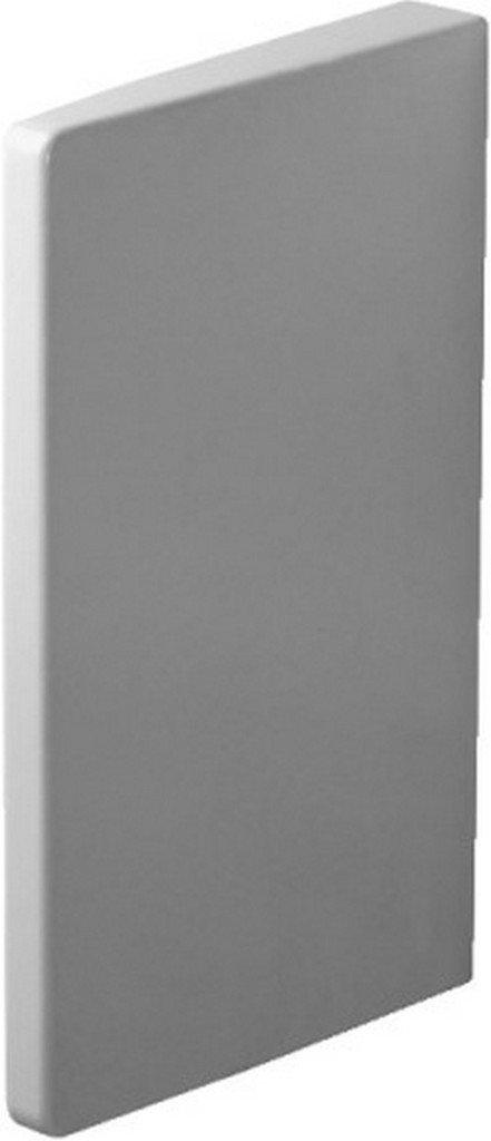 Duravit 8500000000 Ceramic Urinal Partition Starck 3, White Alpin ...