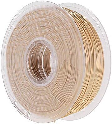 Festnight 1.75mm Impresora 3D Filamento de madera Filamento PLA 1 ...