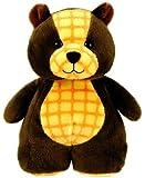"""Amazing World Waffle the Bear Interactive Plush Toy - 5.5"""""""