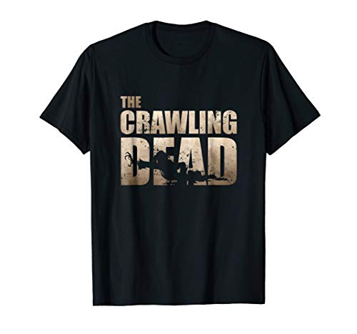 The Crawling Dead Zombie Halloween T-Shirt ()