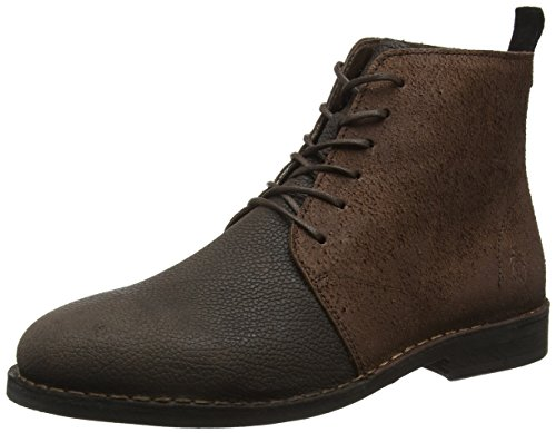 FLY London Wive911fly, Botines para Hombre Marrón (Mocca/brown 002)