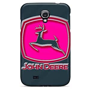 samsung galaxy s4 forever phone cases series cover john deere pink