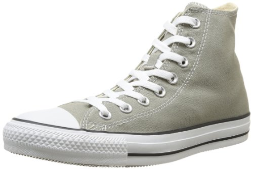 Argento Taylor homme Old Star Chuck mode Baskets All Silver Hi Core Converse z8aZZ