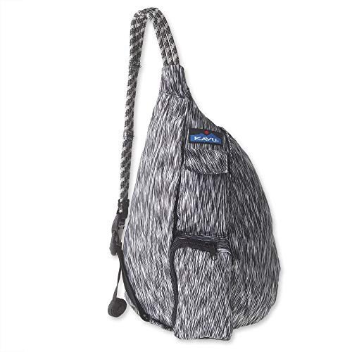 KAVU Mini Ropercise Rope Sling Gym Crossbody Bag for Working Out Walking Running or Hiking