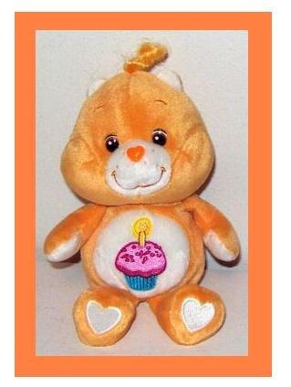 a6ae6858f Amazon.com : Care Bears Birthday Bear 20th Anniversary American Greetings  8