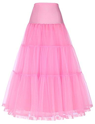 GRACE KARIN Womens Length Petticoats
