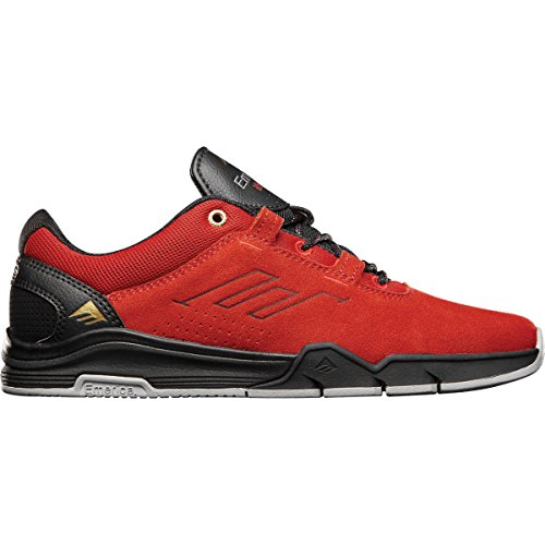 Shoe Red black Westgate The Brandon Skate Emerica Men's wCHOXX